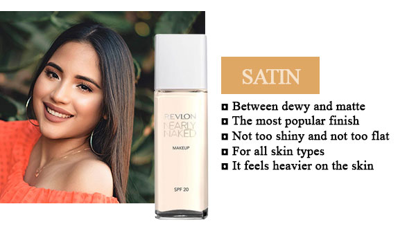 Learn About Types Of Foundation Finishes Buymebeauty Com