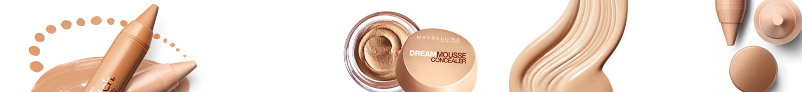 Shop our selection of concealer and coverup for that perfect look
